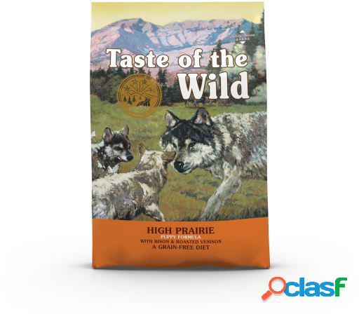 High prairie refeição de bisonte e cachorro assado de veado 2 kg