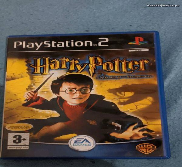 Harry potter e a câmera dos segredos ps2 português