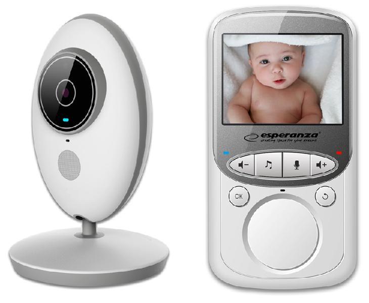 Intercomunicador baby lcd 2,4'' juan - esperanza