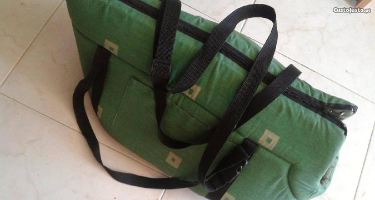 Saco almofadado transporte animais (cão / gato)