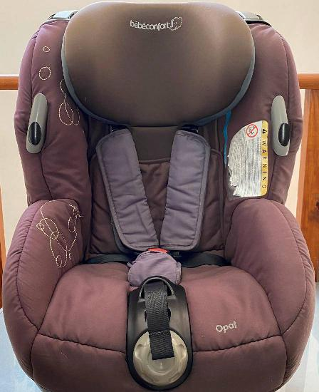 Cadeira auto bebé confort opal