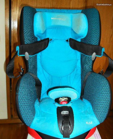 Cadeira bebe confort giratória
