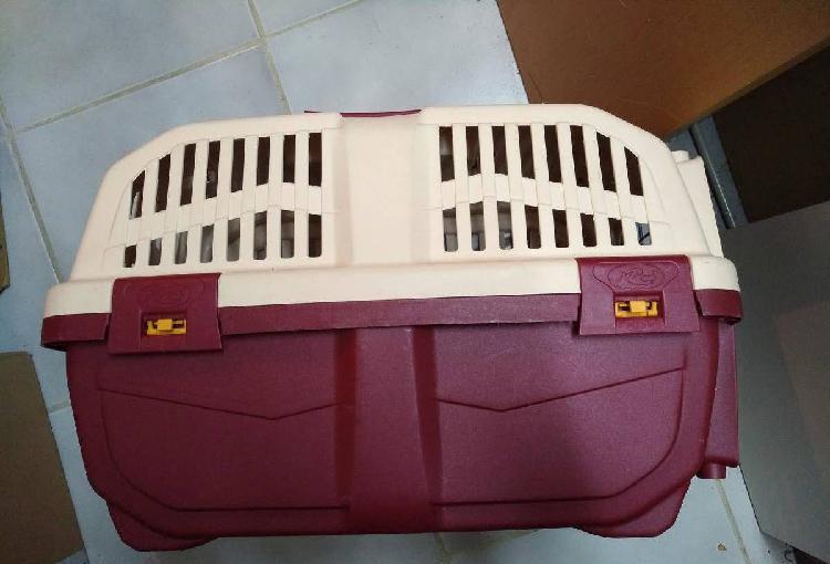 Caixa de transporte animais mps