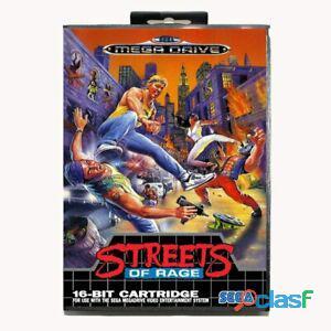 Streets of rage 1 Mega Drive