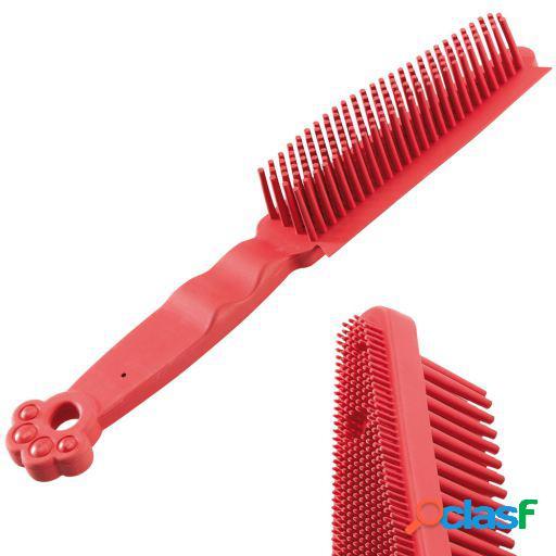 Escova remove pelo brush remove hair gro 5941 ferplast