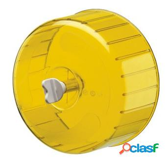 Roda feita de plástico para hamster ferplast