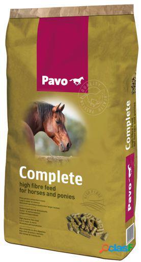 Alimentação cavalo completa 20 kg pavo