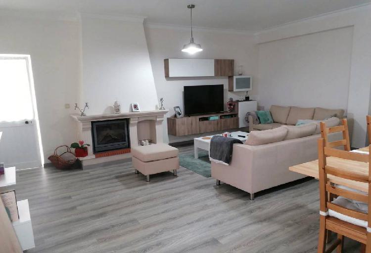 Fantástico apartamento t3, garagem, marinha grande