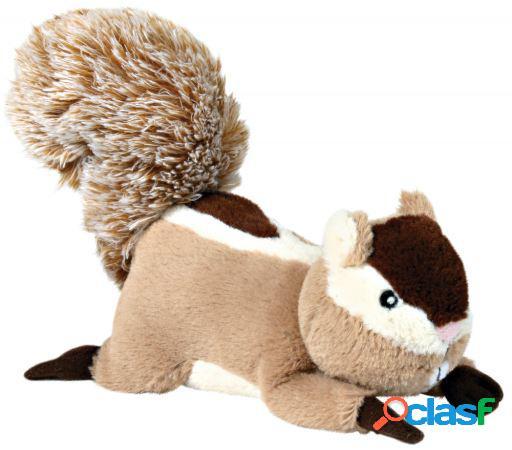 Esquilo em pelucia com som 24 cm trixie