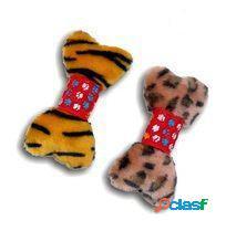 Osso de tigre de pelúcia 15cm freedog