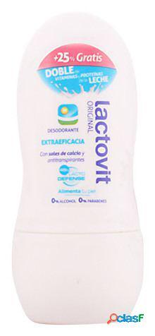 Lactovit desodorante roll on original 50 ml