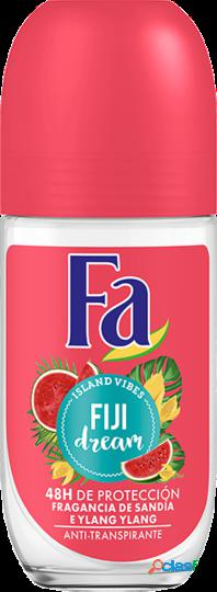 Fa desodorizante roll on fiji dream 50 ml