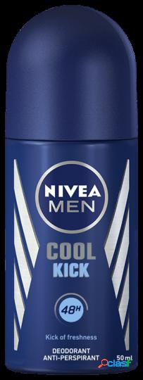 Nivea roll on men cool kick desodorante 48h 50 ml