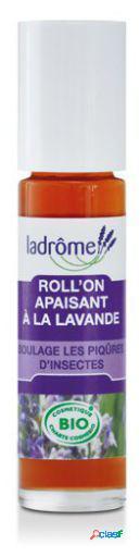 Ladrôme roll'on calmante com lavanda 10 ml 10 ml