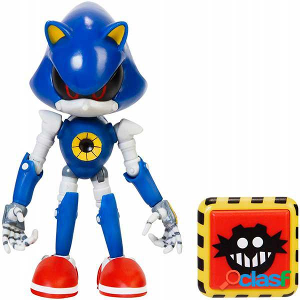 Sonic articulated figure metal sonic 10cm