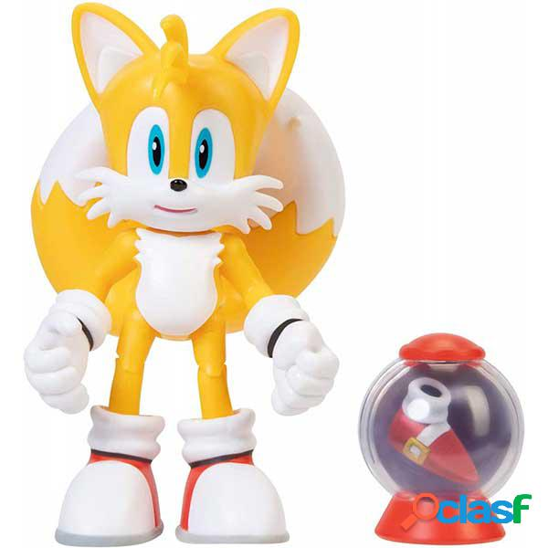 Sonic articulated figure tails 10cm
