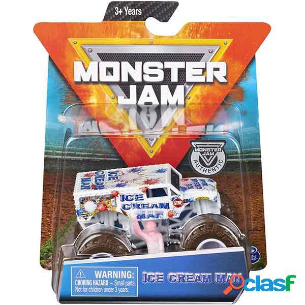 Monster jam basic ice cream man 1:64