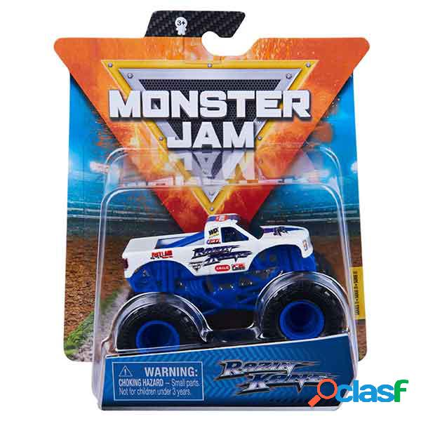 Monster jam basic razin kane 1:64