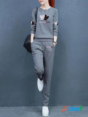 Two-Piece Sports Suit