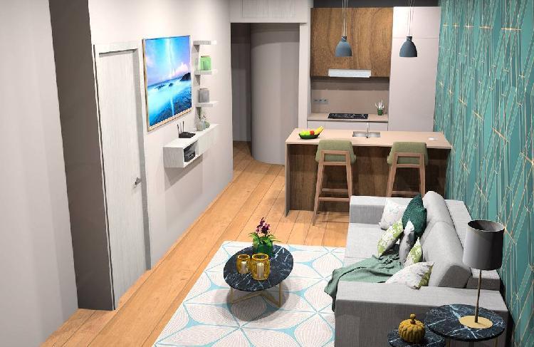 Apartamento T1 Com Boas Áreas No Centro Do...