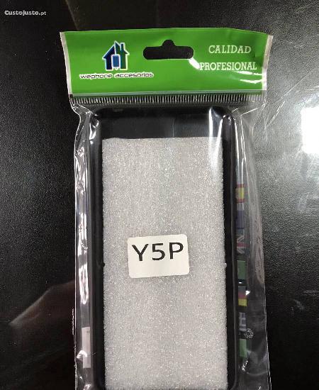 Capa de silicone para wiko y5p
