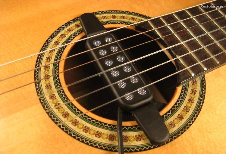 Captador (pickup) para guitarra acústica kq-3