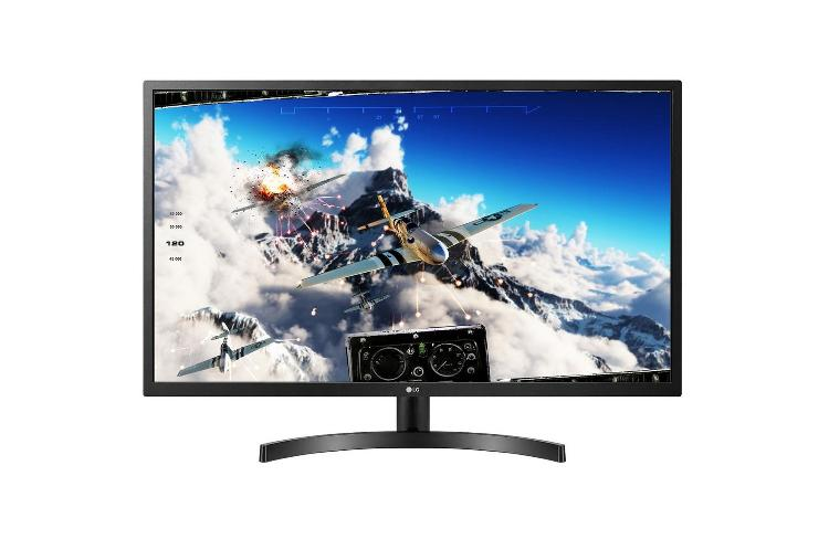 Monitor 32ML600M-B LED 31.5'' Full HD (Preto) - LG