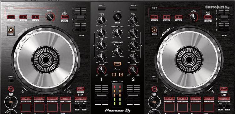 Pioneer ddj-sb3 controlador de dj de 2 canais