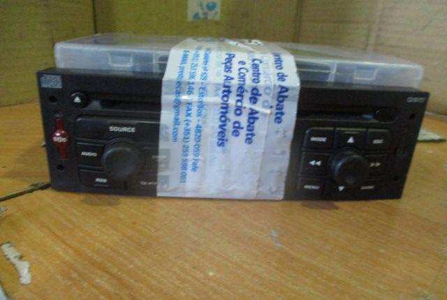 Rádio cd gps sem marca citroen c8 14000706xt citroen / c8 /