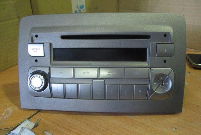 Rádio cd rad454 lancia / musa / original /