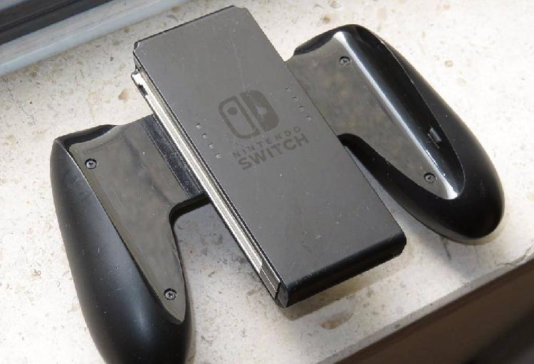 Switch: comando suporte para 2 joy-con's