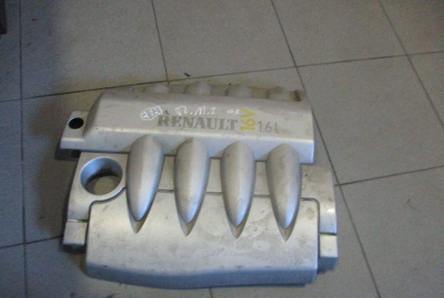 Tampa de motor 8200287536 renault / megane 2 / 2003 /