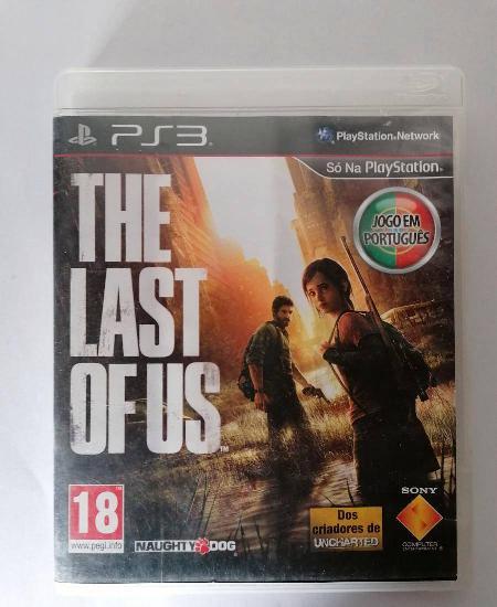 The last of us - ps3 (entrega imediata em pdl)