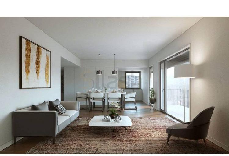 T4 duplex com garagem - covelo flats, porto