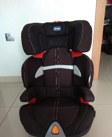 Cadeira auto chicco oasys 2-3 fixplus evo