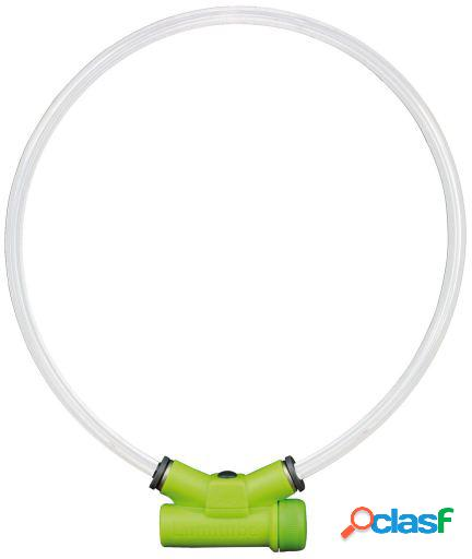 Luminous necklace security green s-m red dingo