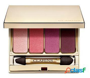 Clarins 4 paleta de cores 07 linda rosa