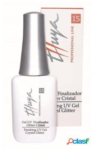 Thuya gel uv com acabamento glitter crystal 15 ml