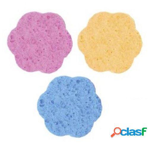 Eurostil esponja celulose cores indivisíveis pack 12 unidades