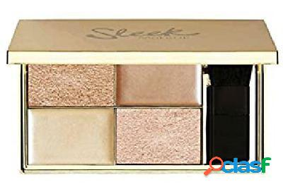 Sleek make up paleta de destaques - beijo de cleópatra 9 gr