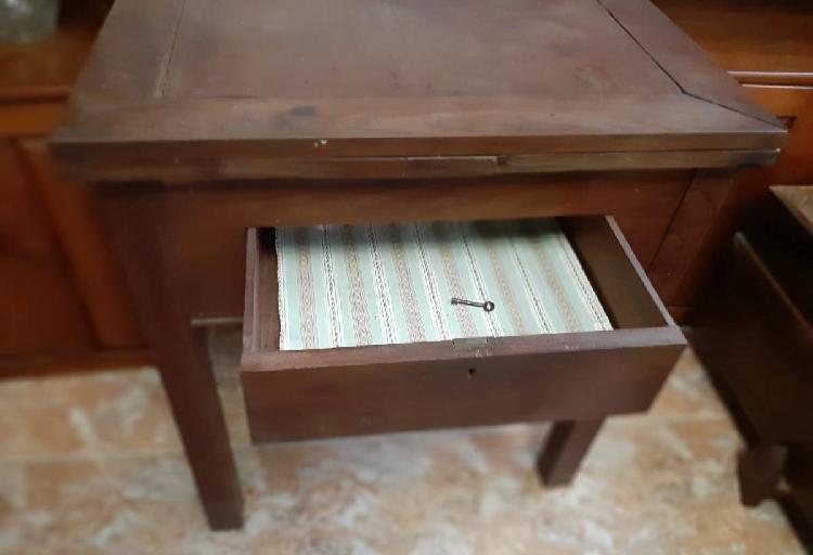 Mesa quadrada madeira bom preço