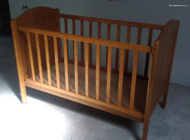 Berço bebé - cama (oferta colchão)