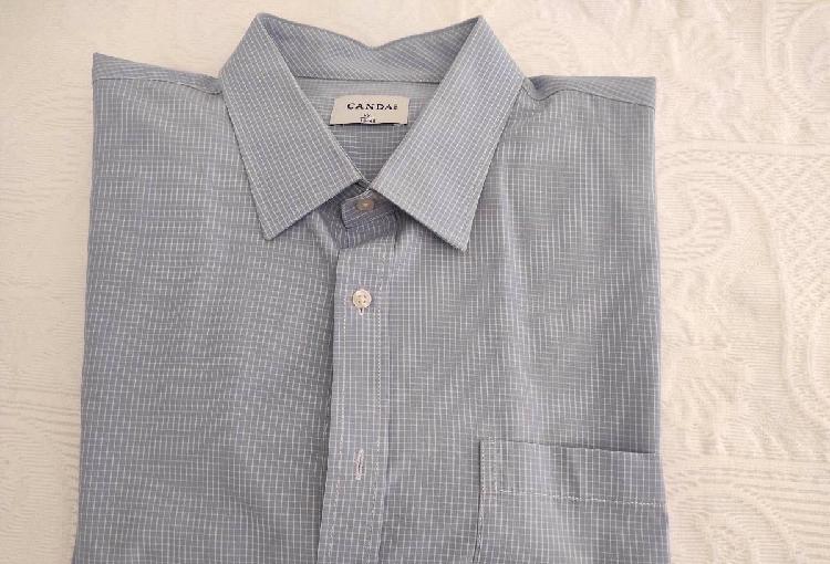 Camisa homem canda c&a tamanho xxl - portes grátis
