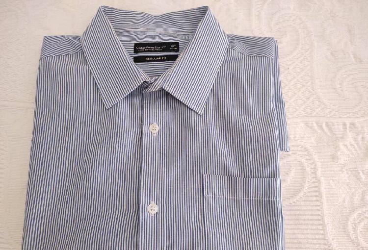 Camisa homem primark tamanho 46 - portes grátis