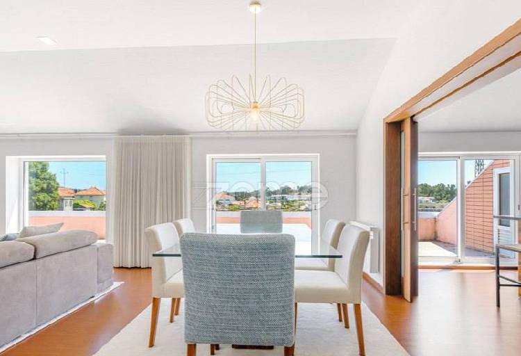 Apartamento de luxo t4 recuado, com terraços,...