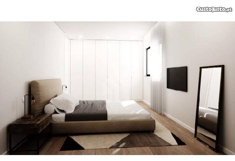 Apartamento t1 novo em gualtar, braga