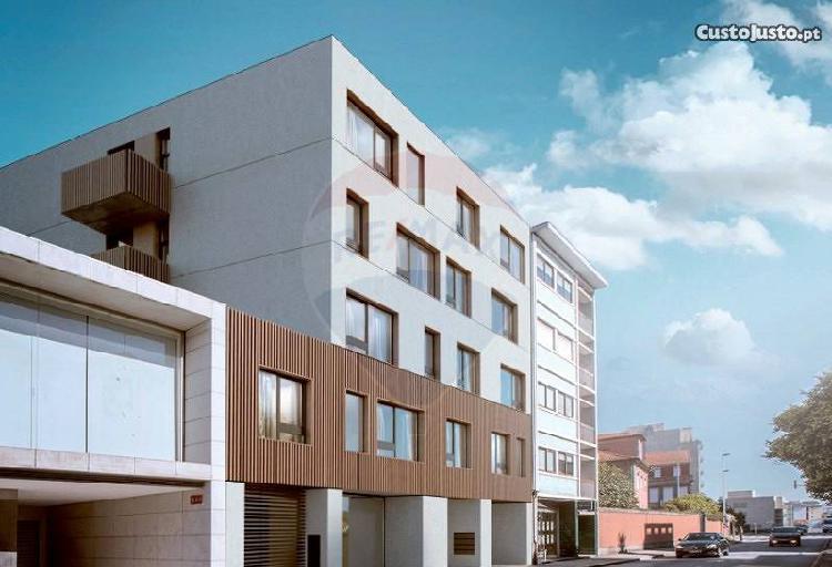 Apartamento t2 em empreendimento de luxo!