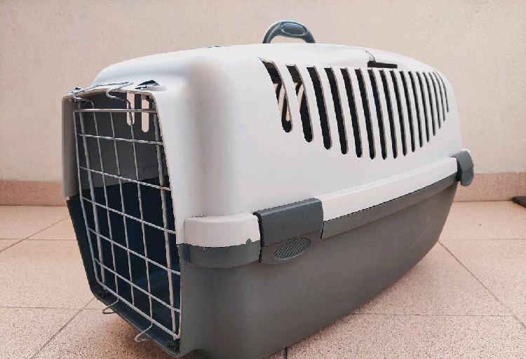 Caixa transporte animais (cão / gato /outros)