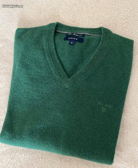 Camisola gant - verde