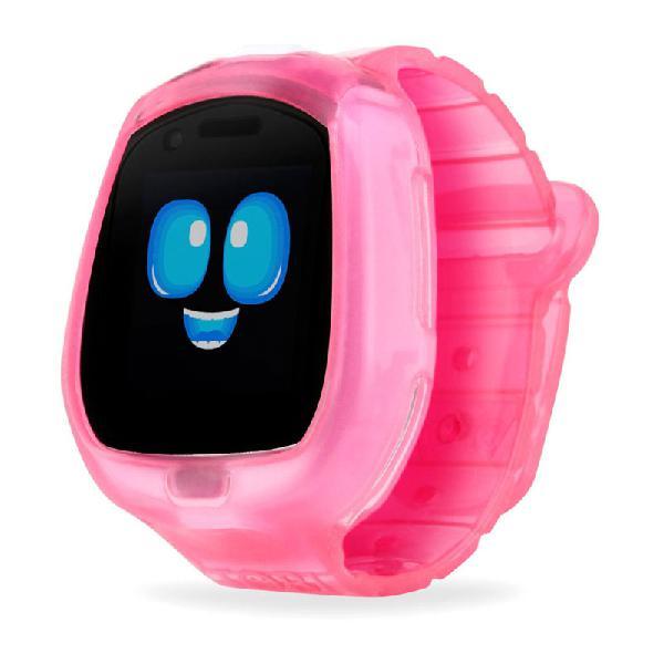 Relógio smartwatch tobi rosa